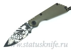 "Нож Strider Starlingear ""Irish Bruiser"" SNG Collab limited"