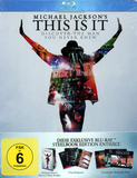 Michael Jackson's / This Is It (Steelbook Edition)(Blu-ray)