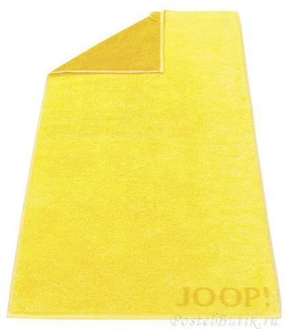 Полотенце 80х150 Cawo-JOOP! Shades Doubleface 1612 желтое