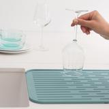 Силиконовый коврик для сушки посуды, артикул 117480, производитель - Brabantia, фото 3