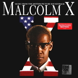 Soundtrack / Malcolm X (Coloured Vinyl)(LP)