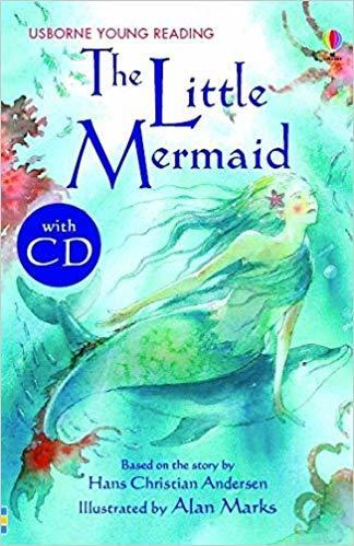 Kitab The Little Mermaid | Katie Daynes