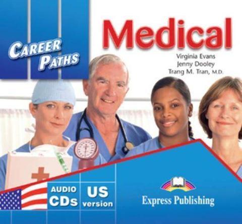 medical (Audio CDs) - Диски для работы (Set of 2)