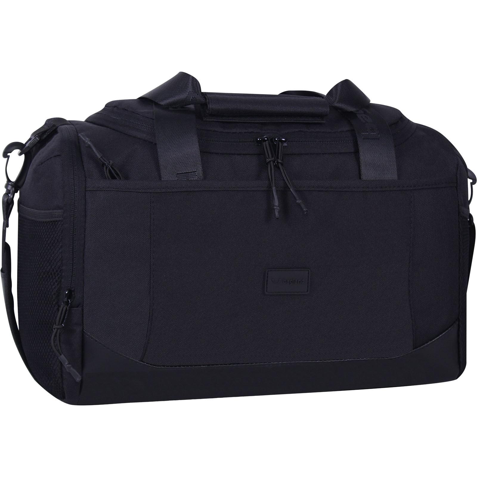 Дорожные сумки Сумка Bagland Albany 20 л. Чёрный (0032666) IMG_6229-1600.jpg