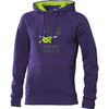 Мужская толстовка Asics Graphic Hoody (110589 0245) фиолетовая