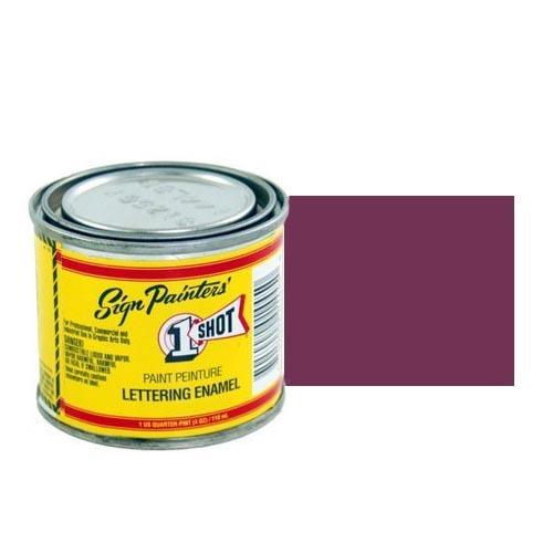 162-L Эмаль для пинстрайпинга 1 Shot Пурпурный (Purple), 118 мл
