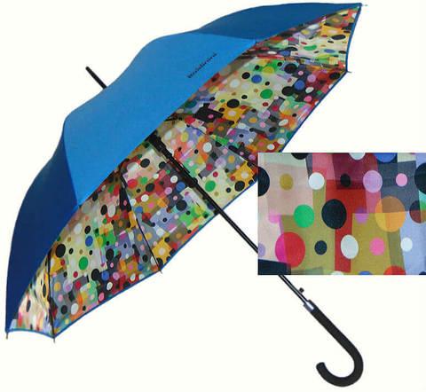 Купить онлайн Зонт-трость Baldinini 49-5- Bolle colorate в магазине Зонтофф.
