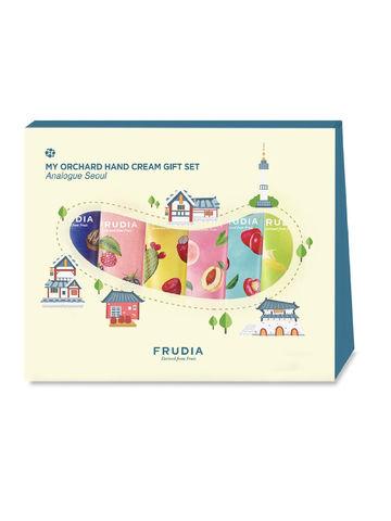 Frudia Analogue Seoul My Orchard Hand Cream Gift Set Подарочный набор кремов для рук