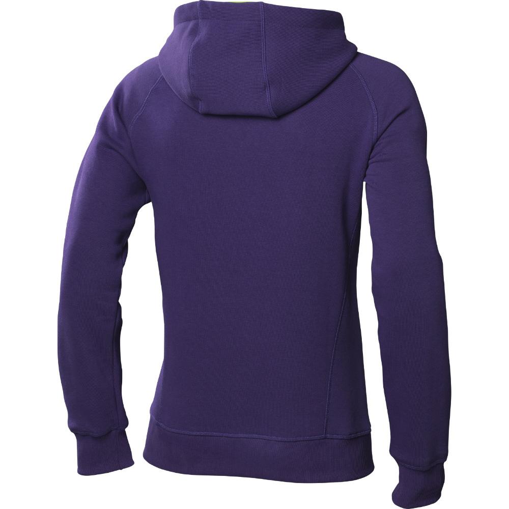 Мужская толстовка Asics Graphic Hoody (110589 0245) фиолетовая фото