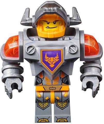 LEGO Nexo Knights: Башенный тягач Акселя 70322