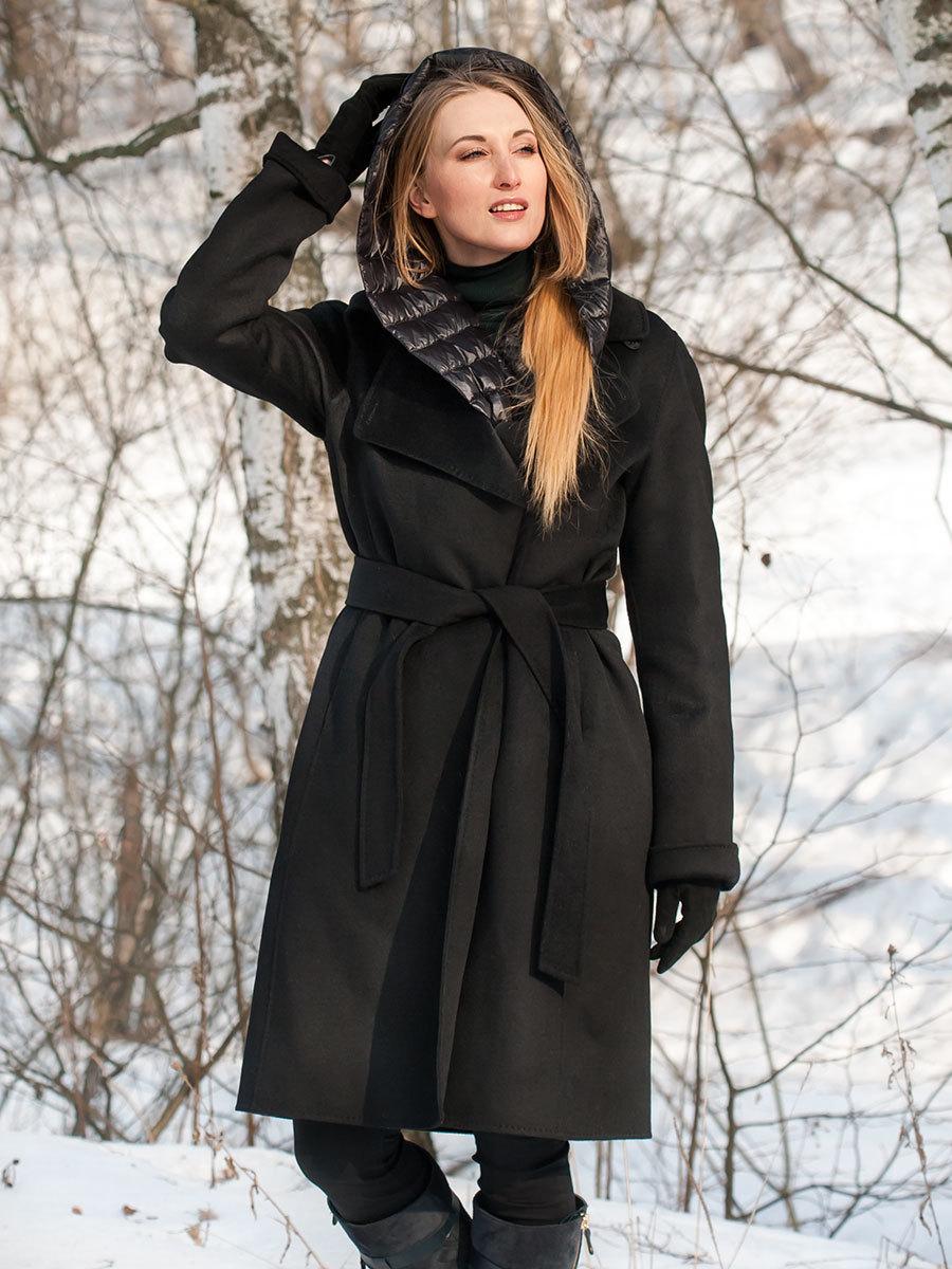 Joutsen пальто Figi+Lee черное