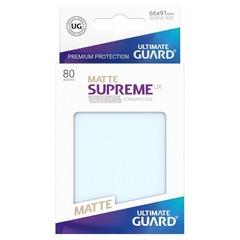 Ultimate Guard - Прозрачные матовые протекторы 80 штук в коробочке