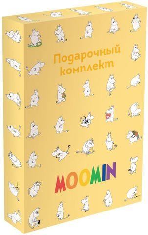 Муми-тролли подарочный комплект в коробке с сюрпризом