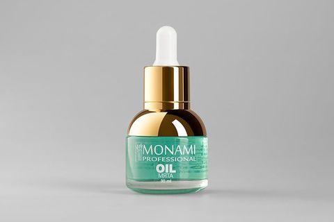 Monami масло питательное Мята 30 мл