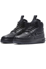 Nike Lunar Force 1 Duckboot Winter - Triple Black