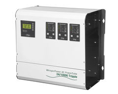 3-х фазный инвертор синусоидальный из 24В в 380В мощностью 10000Вт