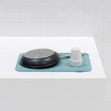 Силиконовый коврик для сушки посуды, артикул 117480, производитель - Brabantia, фото 4