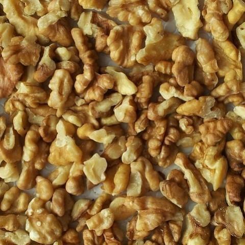 Грецкий орех очищенный (четвертинки), 1 кг