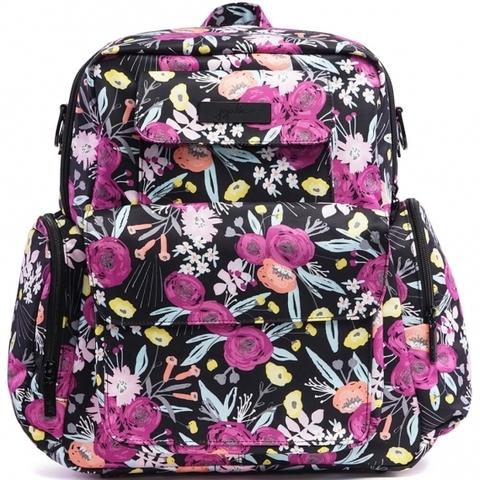 Рюкзак для мамы Be Nurtured ju-ju-be Black And Bloom