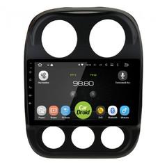Штатная магнитола на Android 6.0 для Jeep Compas Roximo CarDroid RD-2203F