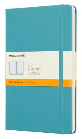 Блокнот Moleskine Classic Large, light blue, фото 2