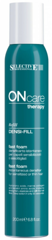 Спрей филлер для ухода за поврежденными или тонкими волосами,Selective Oncare Densify ,250 мл.