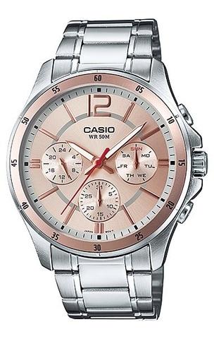 Купить Наручные часы CASIO MTP-1374D-9AVDF по доступной цене