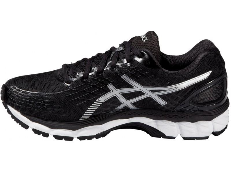 Мужские беговые кроссовки Asics Gel-Nimbus 17 (T507N 9093) фото