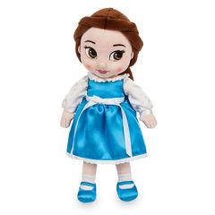 Кукла Малышка Бэль (Belle) Мягкая 30 см - Красавица и Чудовище, Disney Animators' Collection