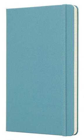 Блокнот Moleskine Classic Large, light blue, фото 3