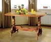Стол обеденный-2 (вишня/вишня) , Фант-мебель, г. Волжск