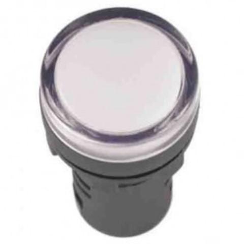 Лампа AD-16DS(LED)матрица d16мм белый 110В AC/DC TDM