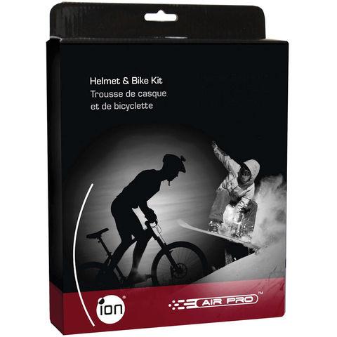 Крепление для шлемов и велосипедов iON Helmet & Bike Kit