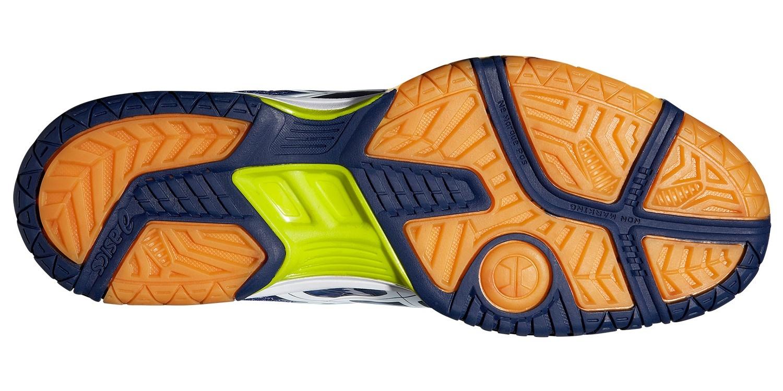 Мужские волейбольные кроссовки Asics Gel-Rocket 7 (B405N 5001) синие фото