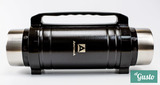 Термос «Арктика» с ручкой, универсальный, чёрный 3 литра