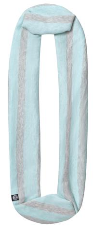 Шарф-снуд хлопковый Buff Aqua Stripes