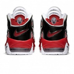Унисекс Nike Air More Uptempo Red/Black