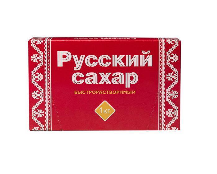 Сахар рафинад «Русский», 1 кг