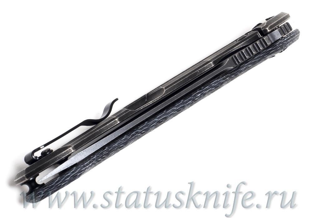 Нож Zero Tolerance 0452WBW CF ZT0452WBW CF