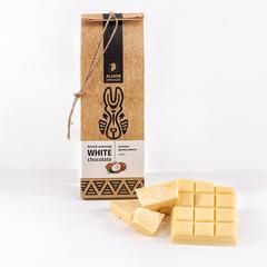 Шоколад Алкион белый с кокосом