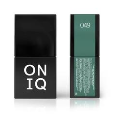 Гель-лак ONIQ - 049  Lush meadow, 10 мл