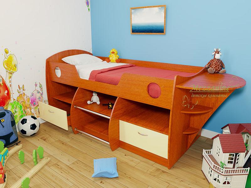 Кровать Корабль