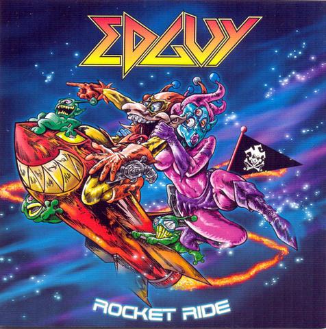 Edguy / Rocket Ride (RU)(CD)