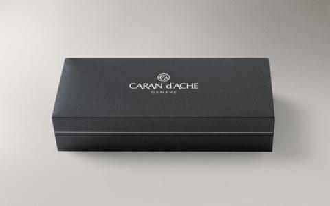 Carandache Leman - Caviar SP, шариковая ручка, F
