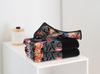Полотенце 50x100 Feiler Papillon черное
