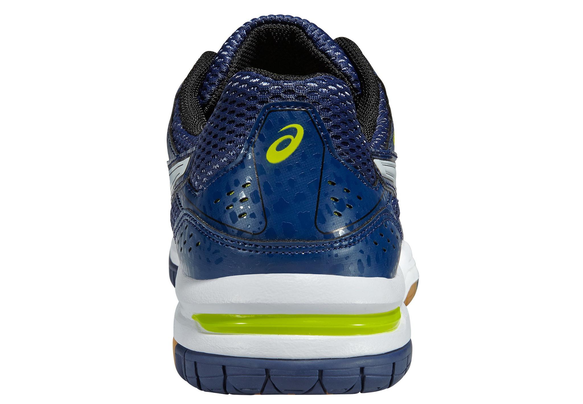 Мужские кроссовки для волейбола Asics Gel-Rocket 7 (B405N 5001) синие фото