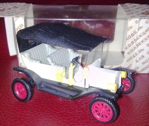 Ford Model T USSR remake 1:43