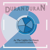 Duran Duran / As The Lights Go Down - Live Oakland Coliseum '84 (Coloured Vinyl)(2LP)
