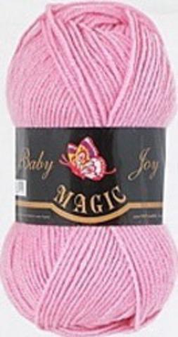 Пряжа Baby Joy (Magic) 5717 Розовый фото