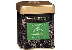 Чай зеленый TAYLORS марокканский мятный, 125г